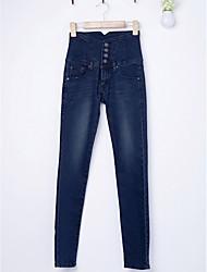 Women's Pants , Denim Casual IVAN
