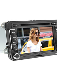 android4.4.4 7 polegadas carro dvd player para volkswagen com canbus, gps, 3G, multi-touch capacitiva, wi-fi, 1080p, tv