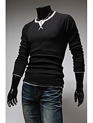 Men's Slim Long Sleeve Shirt