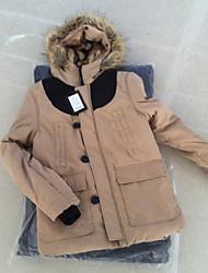 Men's Coats & Jackets , Polyester Casual GUYIQI