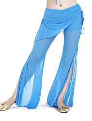 Dancewear Polyester Belly Dance Bottom For Ladies(More Colors)