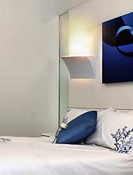 Wall Light, 1 Luce, Moderno, Metallo Pittura