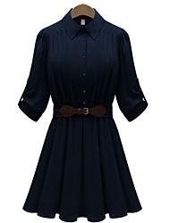Women's Dresses , Chiffon MFL