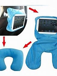 3 en 1 Coussin oreiller pour l'oreiller et le coussin de garniture en forme de U