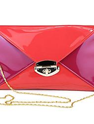 Prachtige lakleder Koppelingen / avond handtassen (meer kleuren)