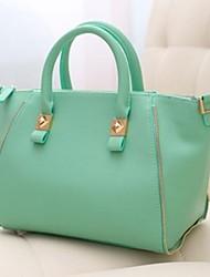 Vizon Women's PU leather Sweet Style Handbag