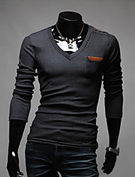 Men's Slim Pocket T-Shirt