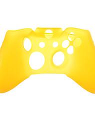 Funda de silicona puro estilo de color para Xbox One (colores surtidos)