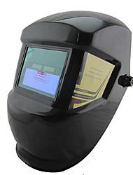 Желтые полосы Ли аккумулятор солнечной Автоматическое затемнение Сварочная маска