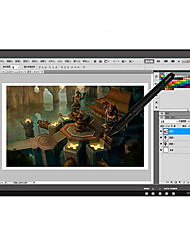 Huion Pen Display for Professionals - Graphics Monitor with Digital Pen - GT-190
