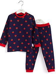 sous-vêtements de coton de printemps des jeux Accueil de vêtements pour enfants