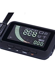 ifound Universal Car HUD veicolo montato Head Up Display System OBD Ⅱ velocità eccessiva Warning
