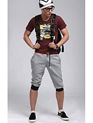 Men's Fashion Casual Sport Rope Short Pants Jogging Trousers