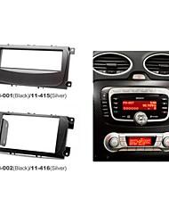 Kit d'installation radio fascia Facia Garniture pour FORD Focus II Mondeo S-Max C-Max 2007 + Galaxy II 2006 + 2008 + Kuga
