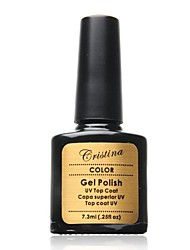 Brasão Crislish UV Gel 7,3 ml Verniz Gel Top
