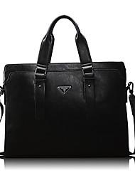 FEGER Мужская Натуральная кожа Бизнес Одноместный плеча Crossbody сумка