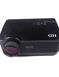 WXGA 3000 Lumens LCD Projector with HDMI Input TV Tuner - H0015