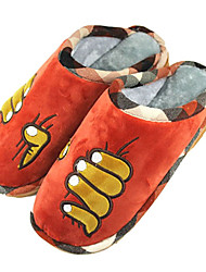 Kreative geballten Hand Wolle Herren Slide Slipper - 2 Farben Verfügbare