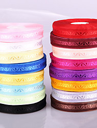 "3/4"" Jacquard Weave Ribbon (More Colors)"