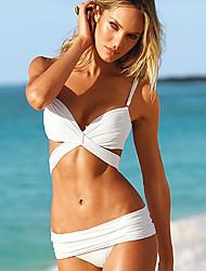 SHUIJINGLING Bandage Sexy Hotspring Swimsuit