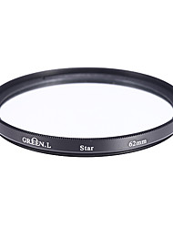 GREEN.L Star-4 Gigit Filtre haute définition (62mm)
