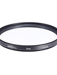 GREEN.L Star-4 Gigit High Definition Filter (62mm)
