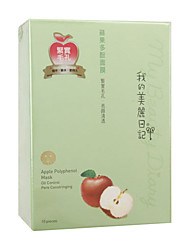My Beauty Diary Apple Polyphenol Mask 10pcs