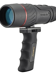 Visionking Portable Super Zoom Monocular Telescope K 10-25x42 with Accu-Grip Handheld Tripod System