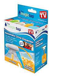 Le Magic Tap automatique distributeur de boissons, W12cm x L6cm x H17cm