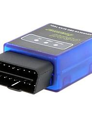 mini v1.5 elm327 obd2 portatile / OBDII bluetooth auto strumento diagnostico scanner auto