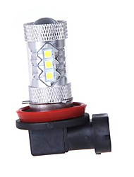 Super Bright 80W H8 LED Car Light Fog Light Lamp Bulb