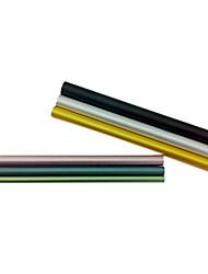 6PCS Curve Vara Sticks Modeling Palillo Nail Guía Acrílico Gel Aplicación
