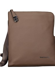 Style Mode Hommes embrayage solide Messenger Bag