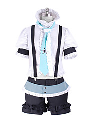 Vocaloid - Like A Rolling StarHatsune Miku Short Sleeve Cosplay Costume