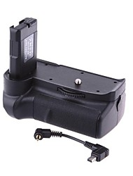 Drop Shipping Professional Camera Battery Grip Holder  Cable for Nikon D3100 D3200 DSLR