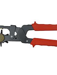 casa de negócios 23 * 3 * 2 forceps perfuração de aço inoxidável (vermelho, 1 peça)