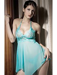 Women Babydoll & Slips/Lace Lingerie/Ultra Sexy Nightwear , Cotton Blends