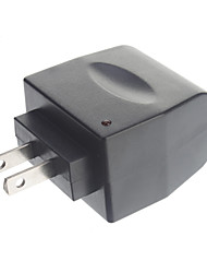 90V-240V AC à 12V DC Power Adapter Car Converter (Noir)