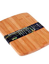 Bamboo Cutting Board, W20cm x L27cm x H1.5cm