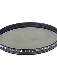 BENSN 62mm SLIM Super DMC C-PL Camera Filter