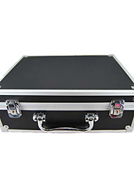 New Portable Silver Tattoo Kit Carrying Case