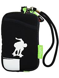SBR materiais Outdoor Sports portátil saco de armazenamento à prova d'água com alça