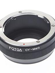 FOTGA CY-M4 / 3 Câmera Digital Lens Adapter / Tubo de Extensão