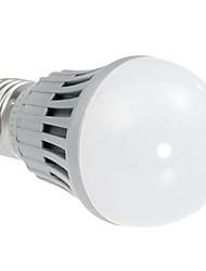 Lampadine globo 14 SMD 3528 A60 E26/E27 5 W 360LM LM Bianco caldo AC 220-240 V