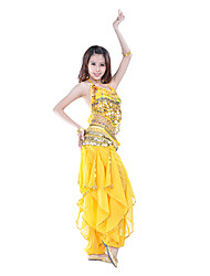 Dancewear Women's Chiffon Belly Dance Rotating Pants(More Colors)