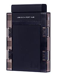 4-Port USB 3.0 SuperSpeed 5Gbps Hub