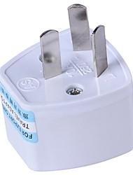 Multifunktionell Universal AU / Kina Travel nätadapter Plug