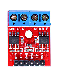 L9110 Dual-Channel H-Bridge Motor Driver Module for Arduino - Red