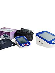 digitalen automatischen Blutdruckmessgerät-Arm-Blutdruckmessgerät (Blau)