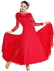 Dancewear Damen Viskose Spitze Modern Dance Kleid (weitere Farben)